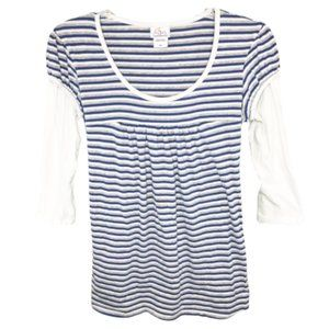 5/$35 Oh Baby by Motherhood Maternity Top -M